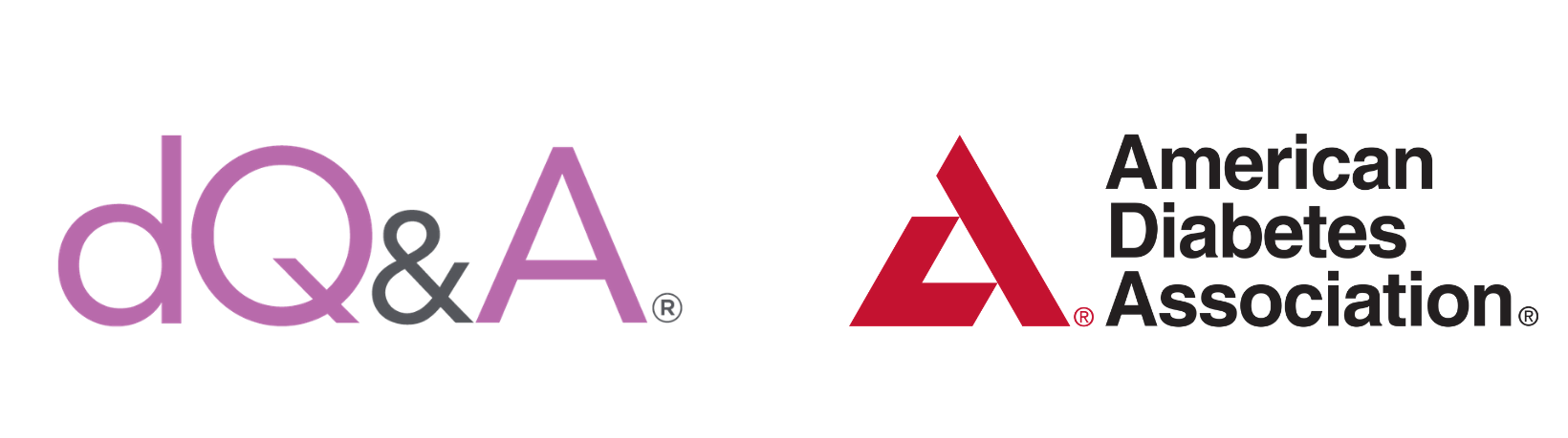 dQ&A and ADA logos